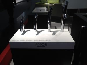 IMM 2013 Style Trends - Organic Shapes (Axor)