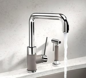 IMM 2013 Style Trends - Two-Tone Faucet