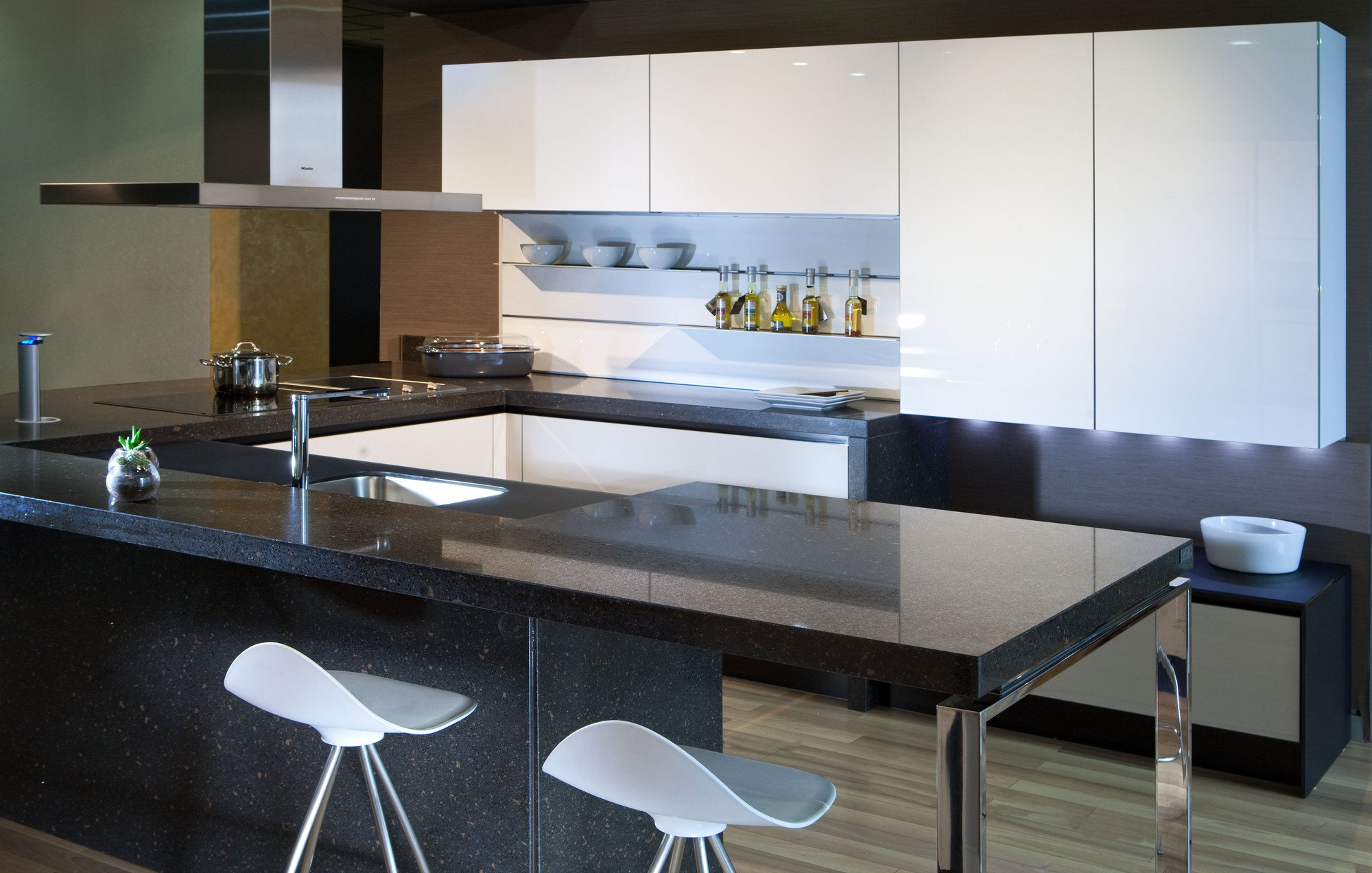 Sustainable Countertops Can Also Be Low Maintenance And Stylish! (Photo  Courtesy: ECO By Cosentino)