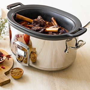 Spartan kitchen - Slow-cooker - All-Clad for WS