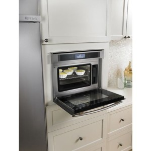 Spartan kitchen - steam oven - Jenn-Air