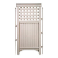 Privacy Screen - Taupe