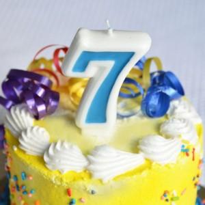 Seven Cake