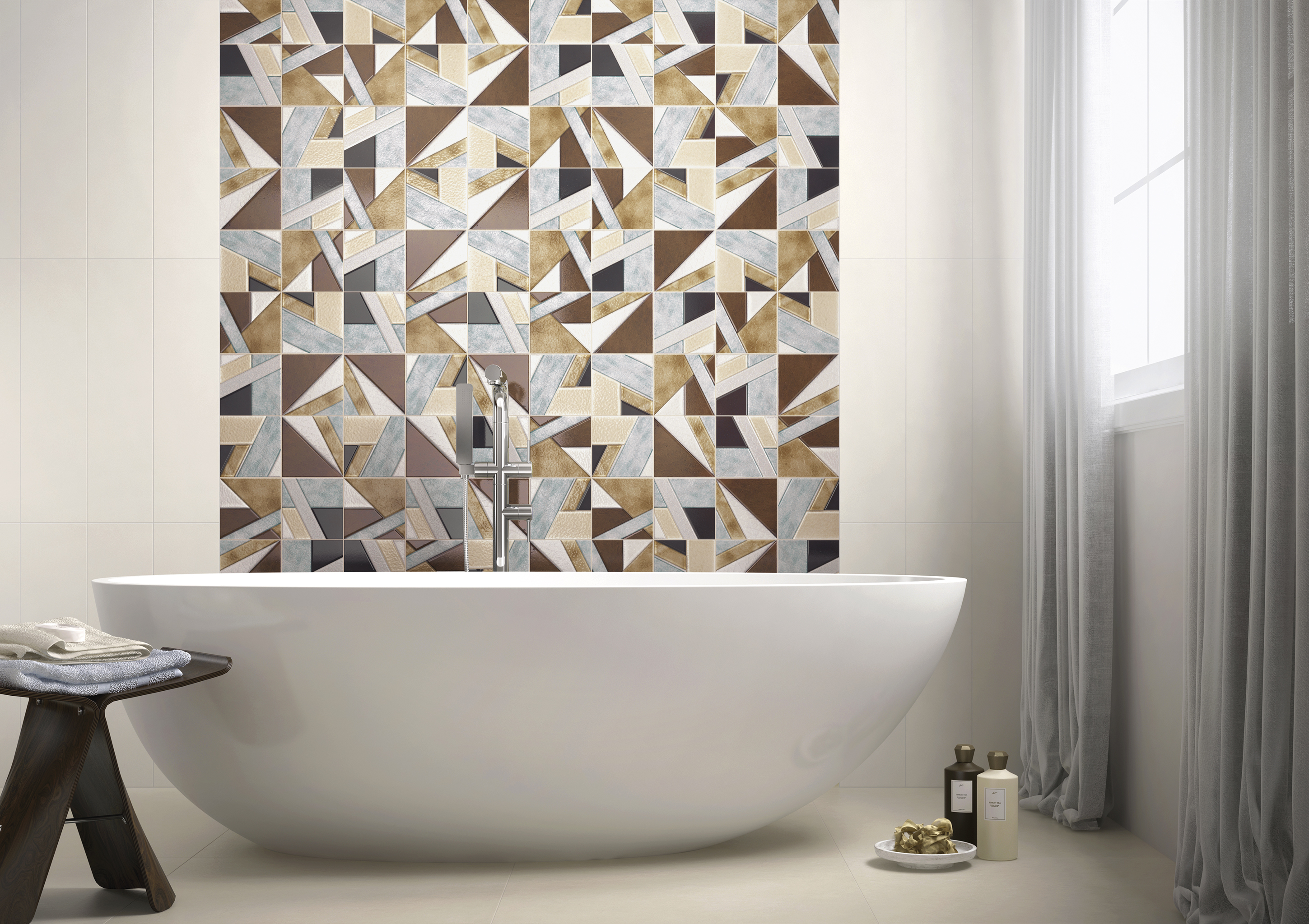 2016 tile style tile from spain - Smart tiles chez leroy merlin ...