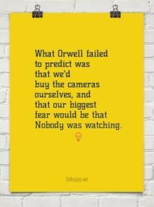 Orwell meme