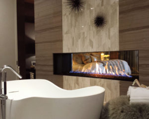 Fireplaces And Other Fire Features From Kbdn Jamie Gold