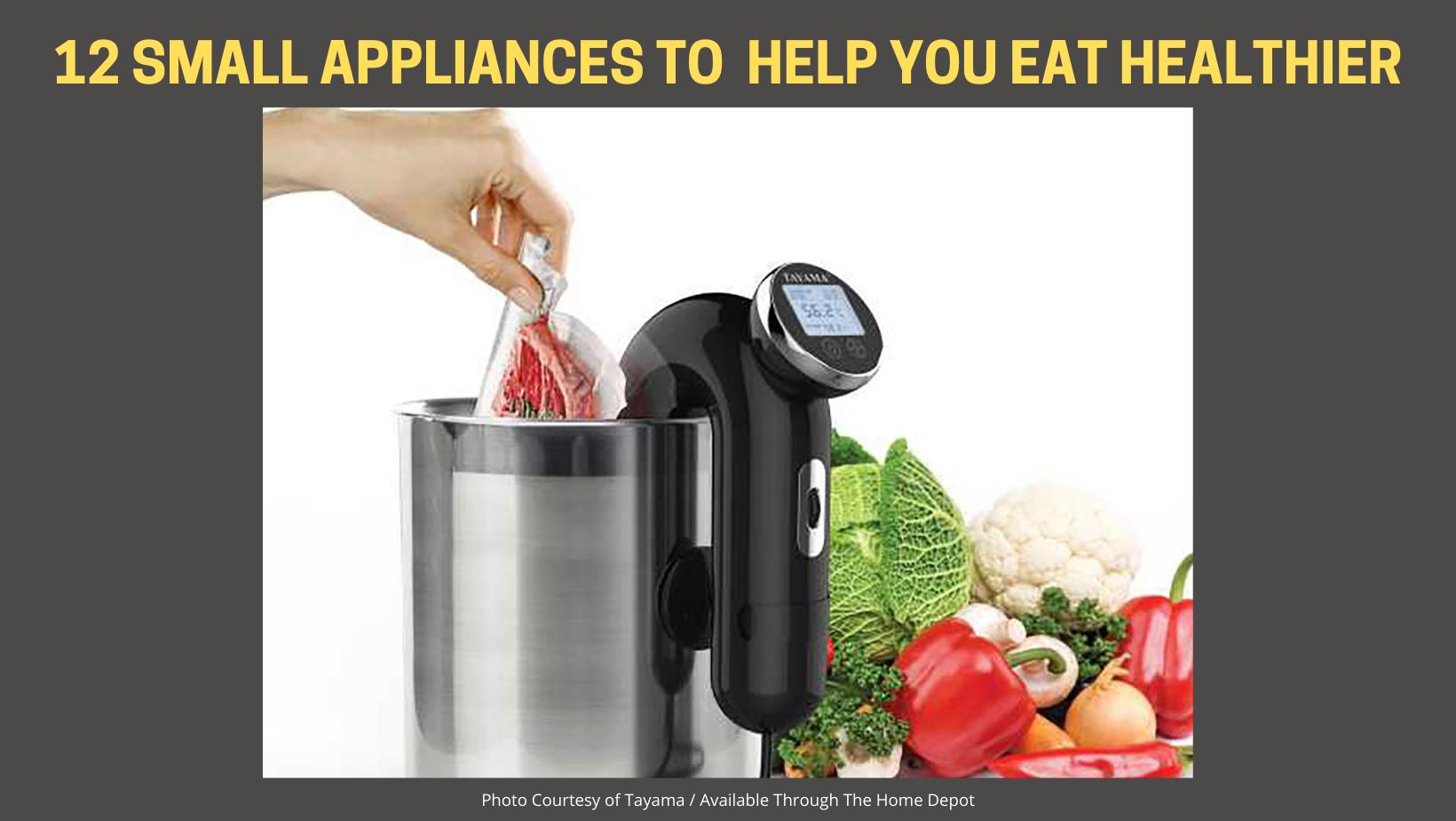 Small Appliances Tip Sheet Banner